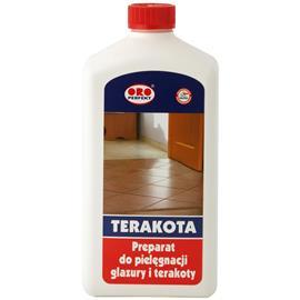 Preparat do pielęgnacji glazury i terakoty 1L
