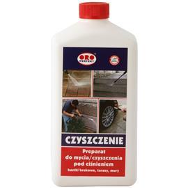 Preparat do mycia, czyszczenia pod ciśnieniem - kostki brukowe, tarasy, mury 1L